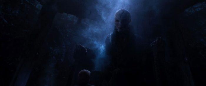 Especulação | Quais são os poderes de Snoke?