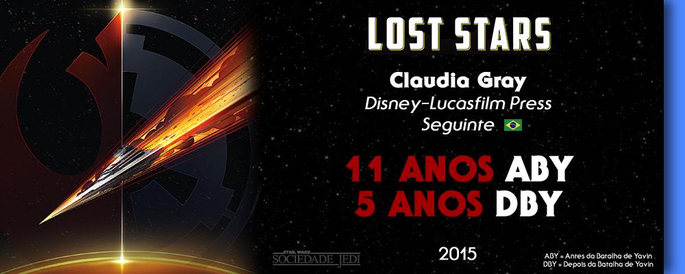 Cronologia Canon - Livro - Lost Stars