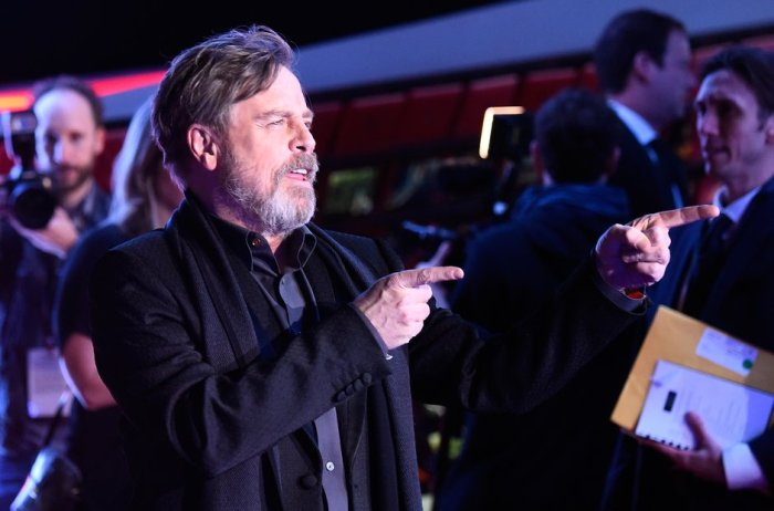 VIII | Luke Skywalker revelou a data do fim das filmagens!