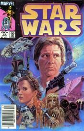 Star Wars Tales #38, de Mary Jo Duffy e Ron Frenz