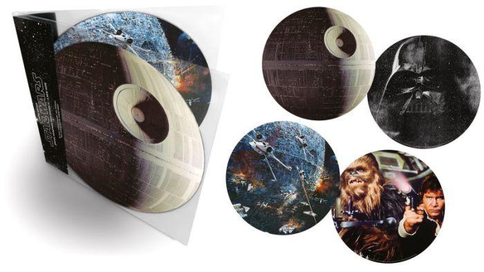 Musica |  A trilha sonora original de Star Wars vai sair em Vinil e está linda demais