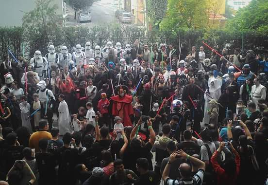 jedicon-cosplayers