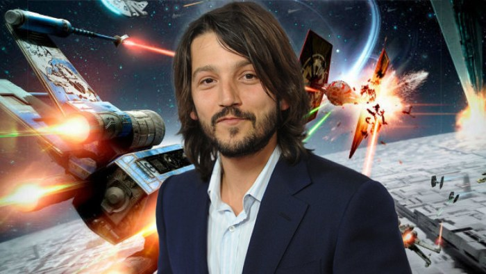 "Rogue One | Diego Luna: ""Congelei ao ver  Darth Vader"""