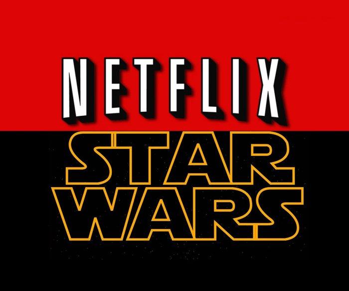 Podem comemorar! Star Wars já está no catálogo da Netflix