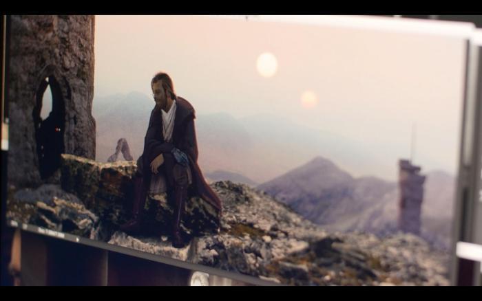 VIII | A meditação de Luke Skywalker em Ahch-To