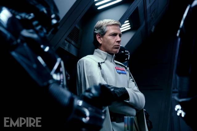 Rogue One | A rivalidade entre Darth Vader e Diretor Krennic