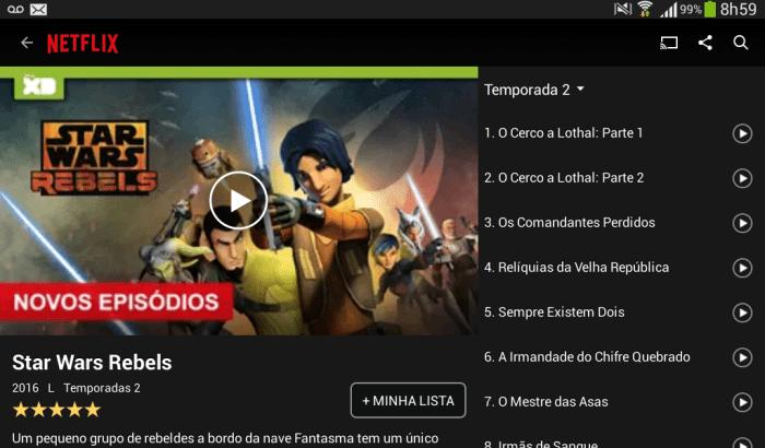 Segunda temporada de Rebels