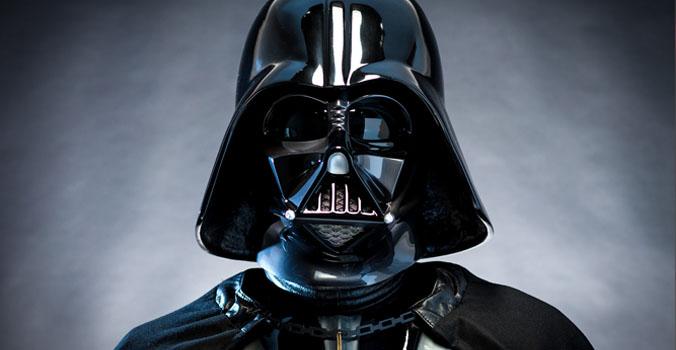 Darth Vader foi eleito o melhor vilão do cinema