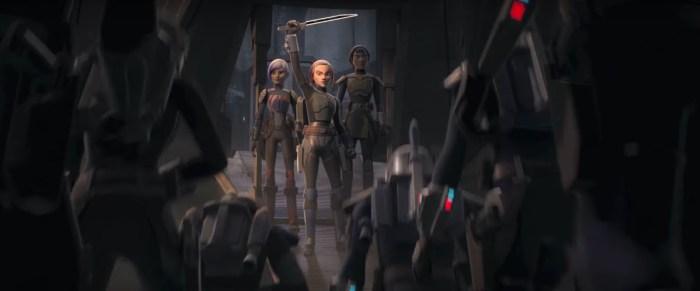 Análise do trailer da última temporada de Star Wars Rebels