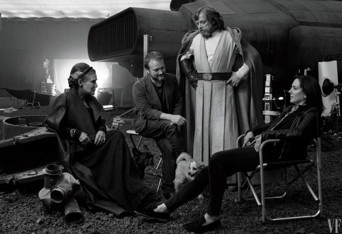 """Veja o vídeo de bastidores de """"Os Últimos Jedi"""""""