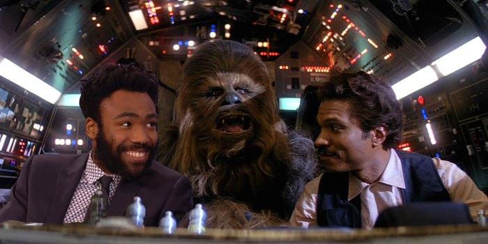"Han Solo | ""Apenas seja charmoso"", aconselhou Billy Dee Williams"