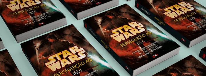 Perseguição ao Jedi | Novo livro Legends no Brasil
