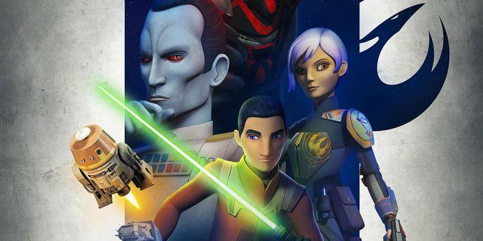 Terceira temporada de Rebels chega à Netflix