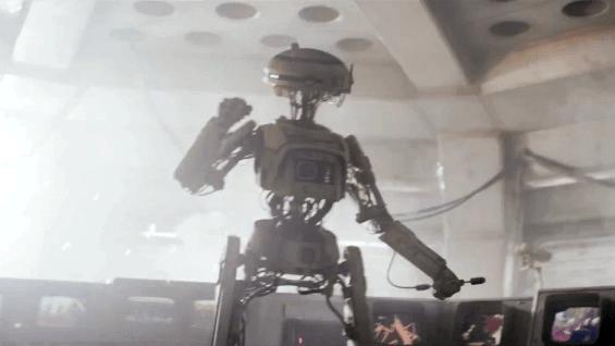 "Han Solo | Saiba mais sobre L3-37, a dróide ""auto-modular"""