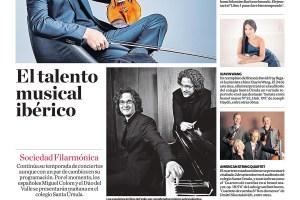 El Talento Musical Ibérico