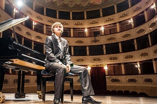 Dmitry Masleev se presenta en nuestro país en concierto