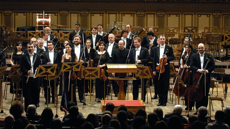 Bucharest Symphony Orchestra – Rumania @ Gran Teatro Nacional