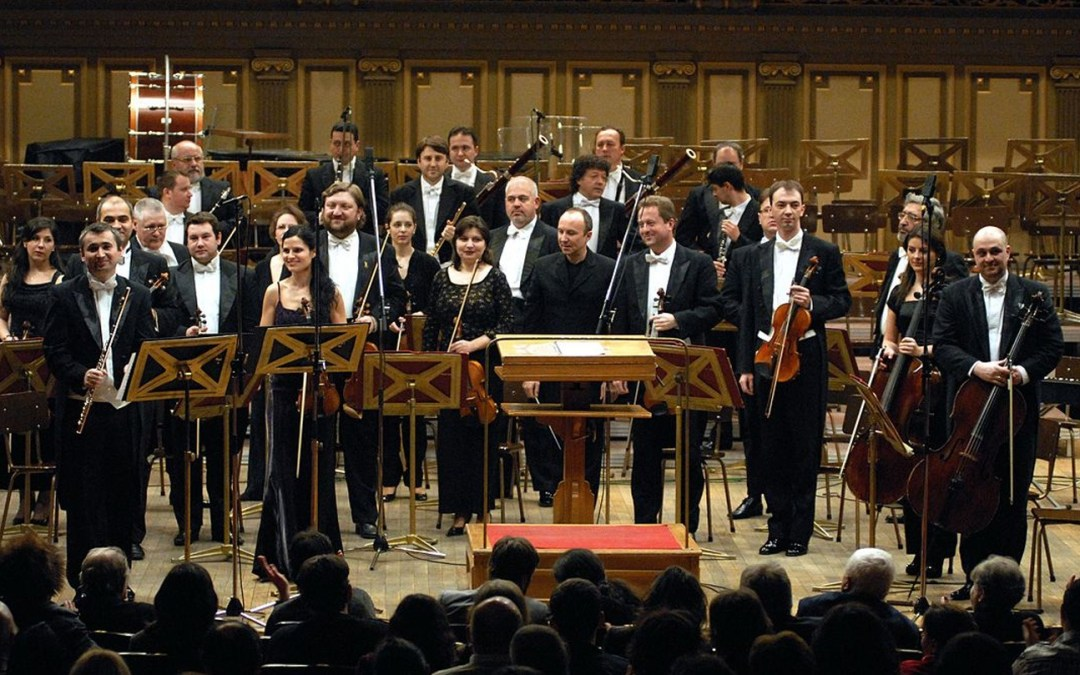 Bucharest Symphony Orchestra – Rumania