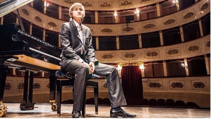 Pianista ruso Dmitry Masleev ofrecerá un concierto en el Perú