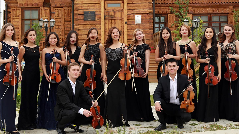 Siberian Virtuosi – Rusia @ Auditorio Colegio Santa Úrsula