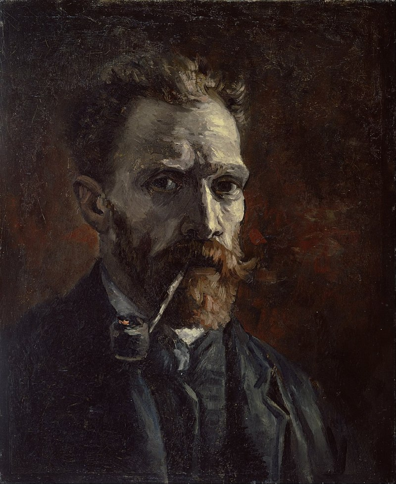 1024px-Vincent_van_Gogh_-_Self-portrait_with_pipe_-_Google_Art_Project.jpg