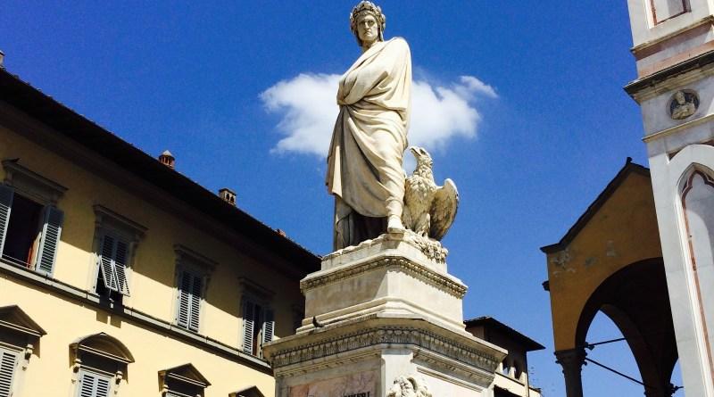 ダンテ・アリギエーリって何をした人?イタリアの国民的詩人の生涯に迫る!