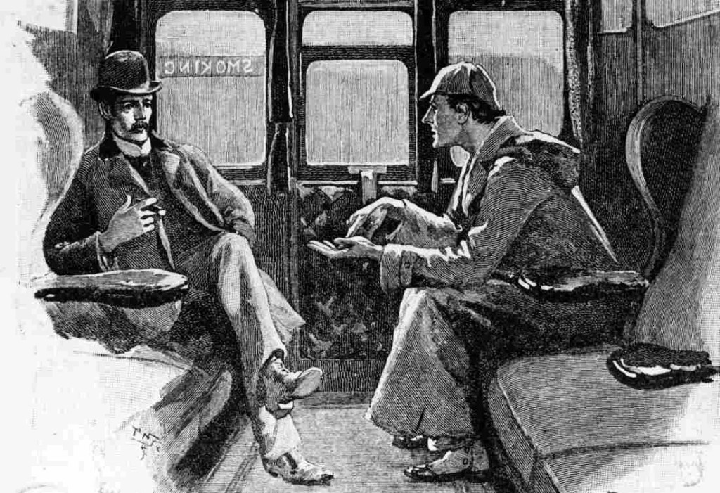 https://i2.wp.com/socientifica.com.br/wp-content/uploads/2017/12/Detective-Sherlock-Holmes-and-Dr.-John-Watson-travel-by-train-in-original-artwork-by-Sydney-Paget.jpg?fit=1024%2C701&ssl=1
