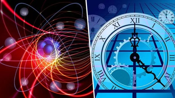 O tempo e o universo quântico