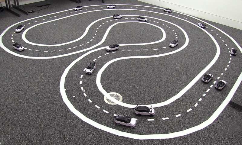 Carros autônomos podem melhorar o tráfego em até 35%