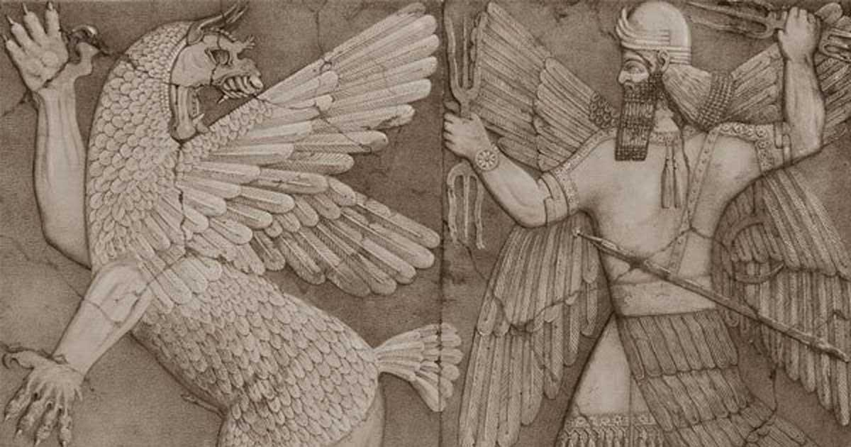 A origem dos seres humanos de acordo com os antigos textos sumérios