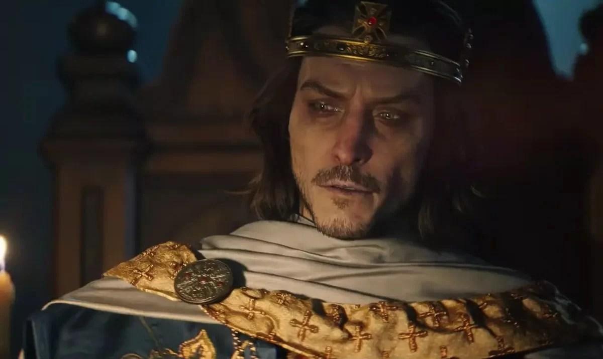 Rei Alfred no Novo Assassin's Creed Valhalla