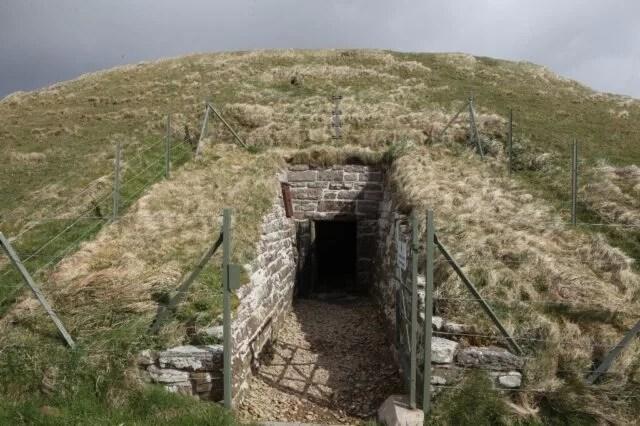 Antiga tumba escocesa
