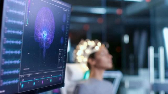 Inteligência artificial EEG