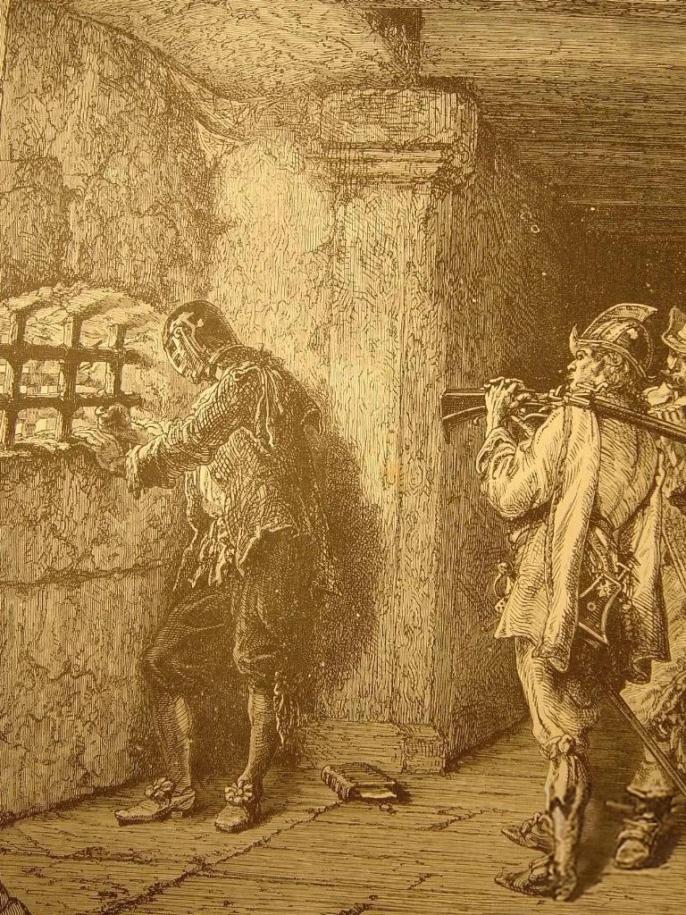 Ao que parece, nunca saberemos os mistérios que rondam a lenda do famoso homem da máscara de ferro, como seu nome e a causa da sua condenação.