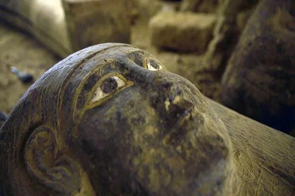 sarcófago egípcio