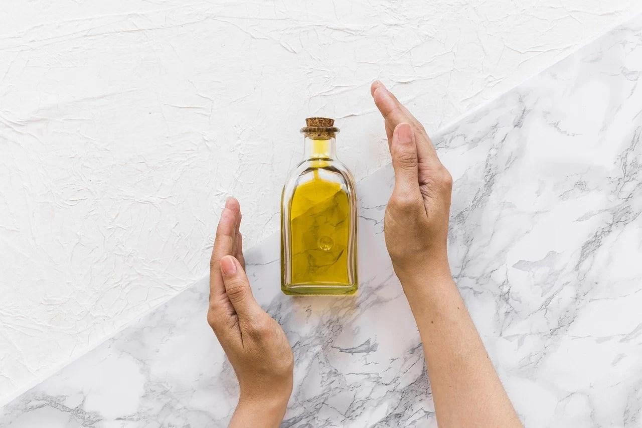 semelhanças entre azeite e óleo