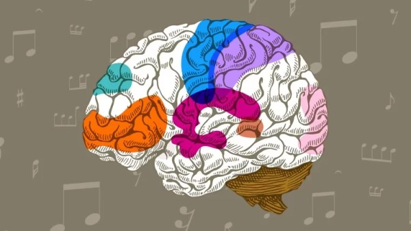 Cérebro música