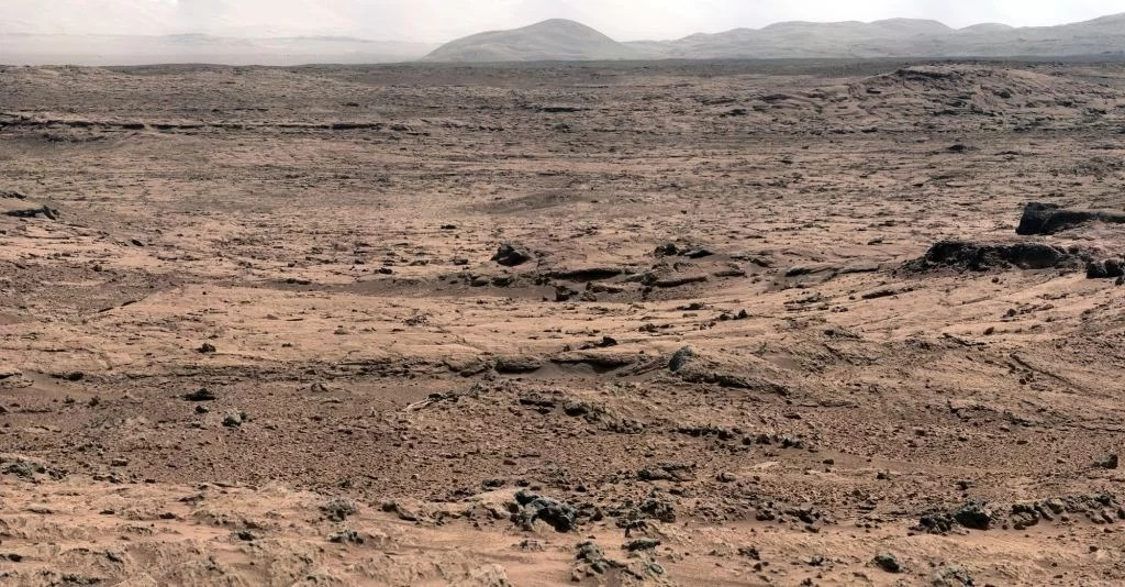 Marte já foi semelhante à Islândia