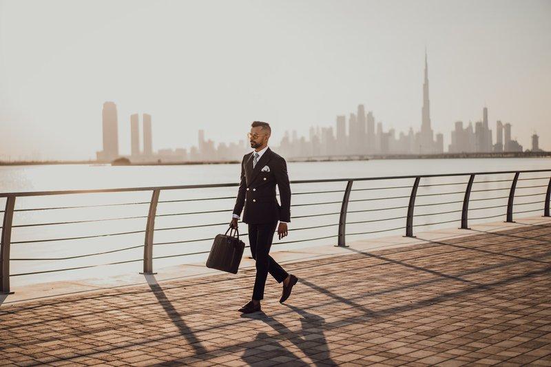 entreprise immobilière à Dubaï
