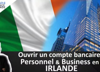 ouvrir compte bancaire irlande