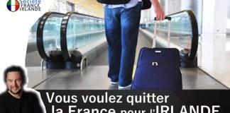 France Irlande société fiscalité
