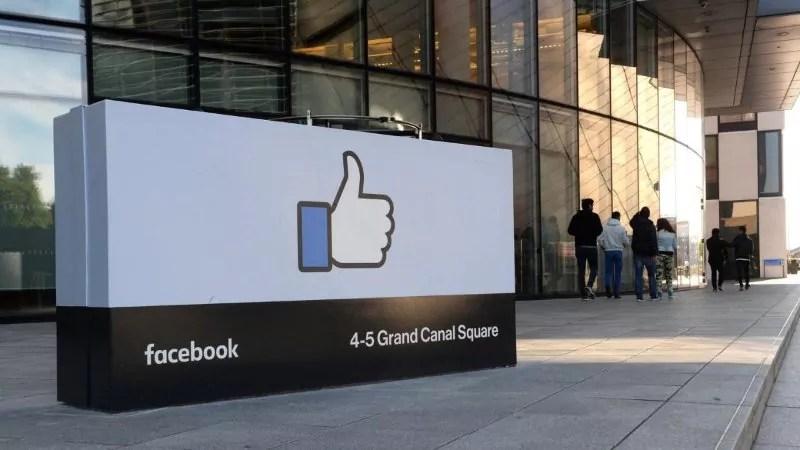 siège Facebook Irlande Dublin