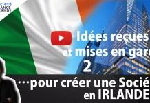 créer société Irlande
