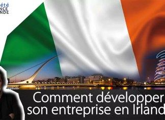 développer entreprise Irlande