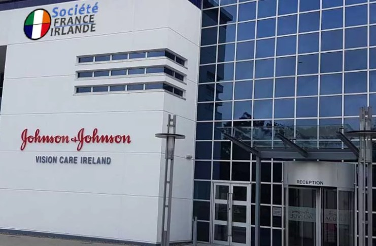 johnson johnson dublin ireland