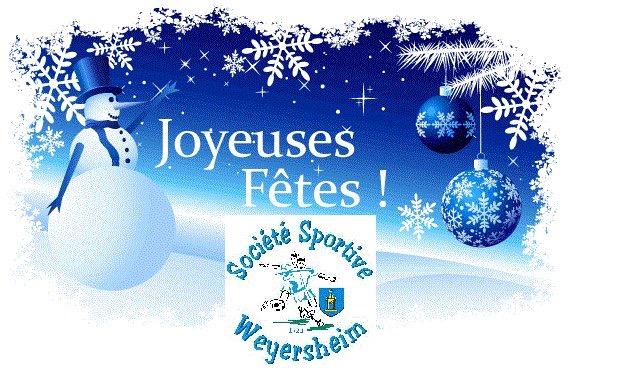 Image De Joyeux Noel 2019.Joyeux Noel Et Bonne Annee 2019 La Societe Sportive De