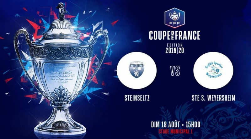 Weyersheim entre en Coupe de France à Steinseltz