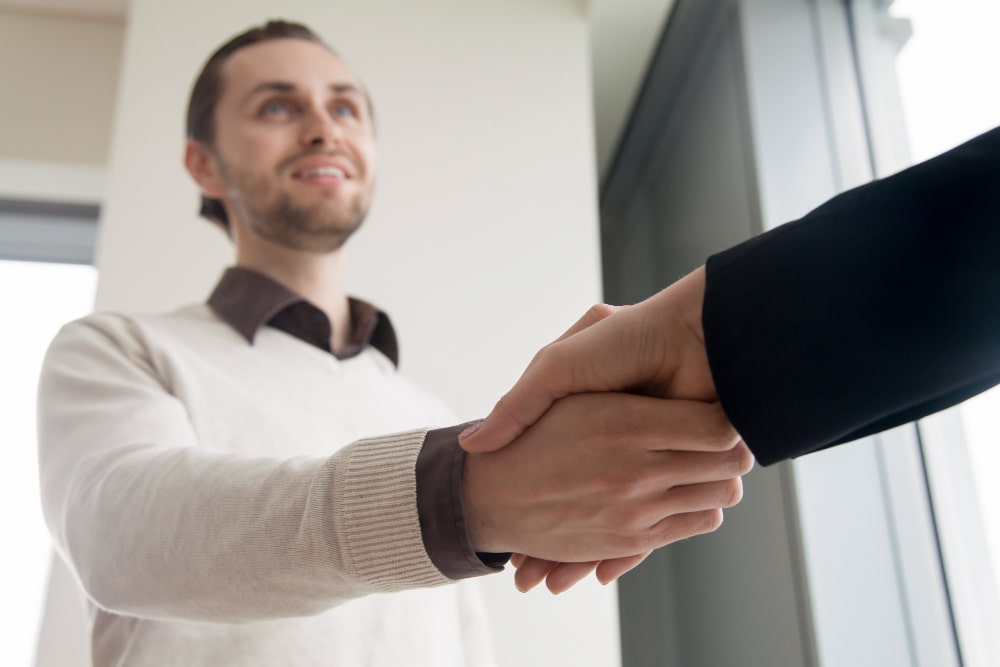 relation client business model canvas