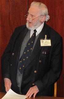 The late Gilbert Satterthwaite FRAS