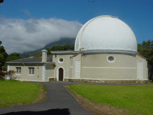 TALK: 12TH JAN 2021 7PM. CAPE OBSERVATORY BY IAN GLASS